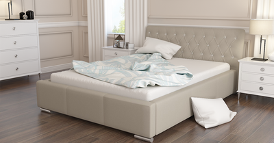 Top-11 Upholstered Bed Frame 3 Sizes