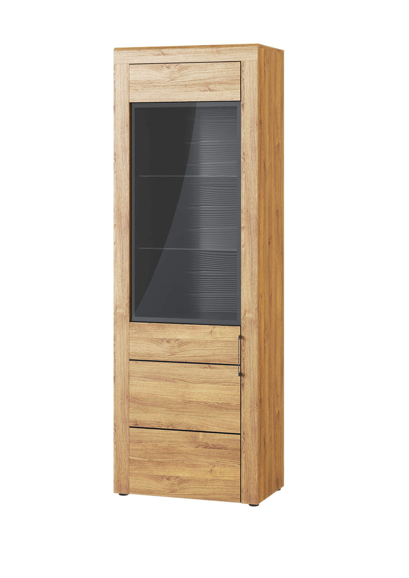 Kama 10 Tall Display Cabinet