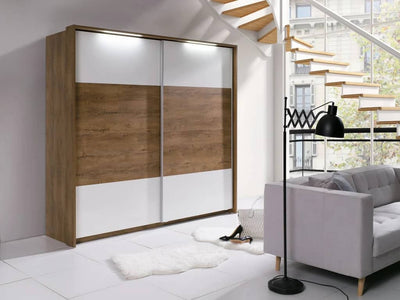 Latika Sliding Door Wardrobe 230cm