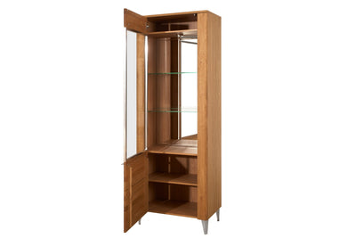 Latina 10-L 1 Door Tall Display Cabinet