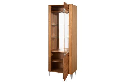 Latina 11-R 1 Door Tall Display Cabinet
