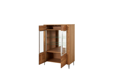 Latina 15 2 Door Display Cabinet
