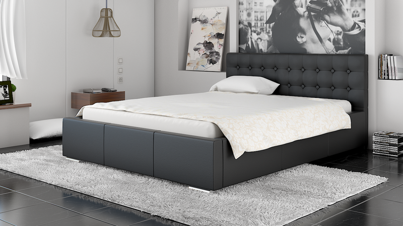 Top-5 Upholstered Bed Frame 3 Sizes