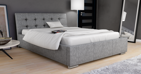 TOP-8 Upholstered Bed Frame 3 Sizes