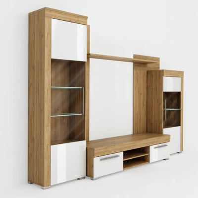 Novedo VA3 Wall Entertainment Unit