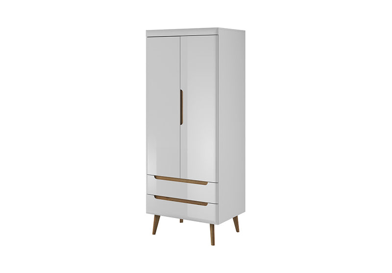 Nordi 2 Door Wardrobe