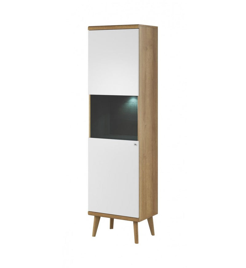 Primo Tall Display Cabinet