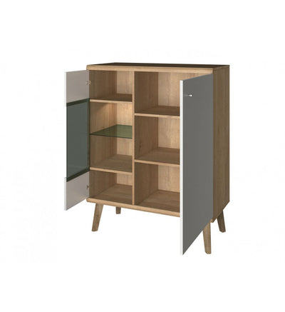 Primo Display Sideboard Cabinet