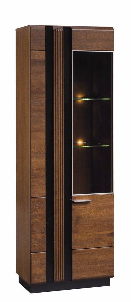 Porti PO-11 Tall Display Cabinet