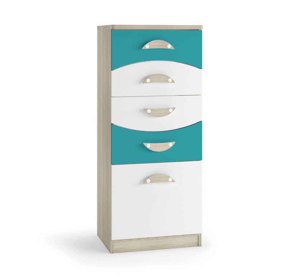 Tenu Tall Chest of Drawers