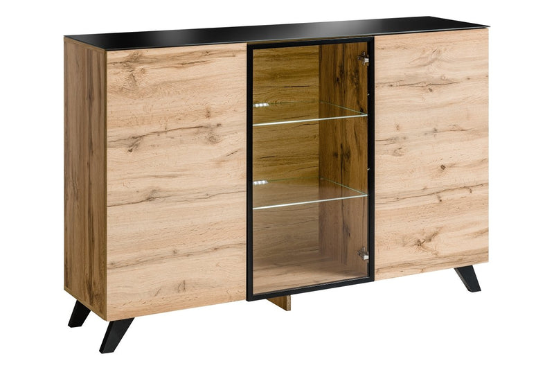Thin Display Sideboard Cabinet