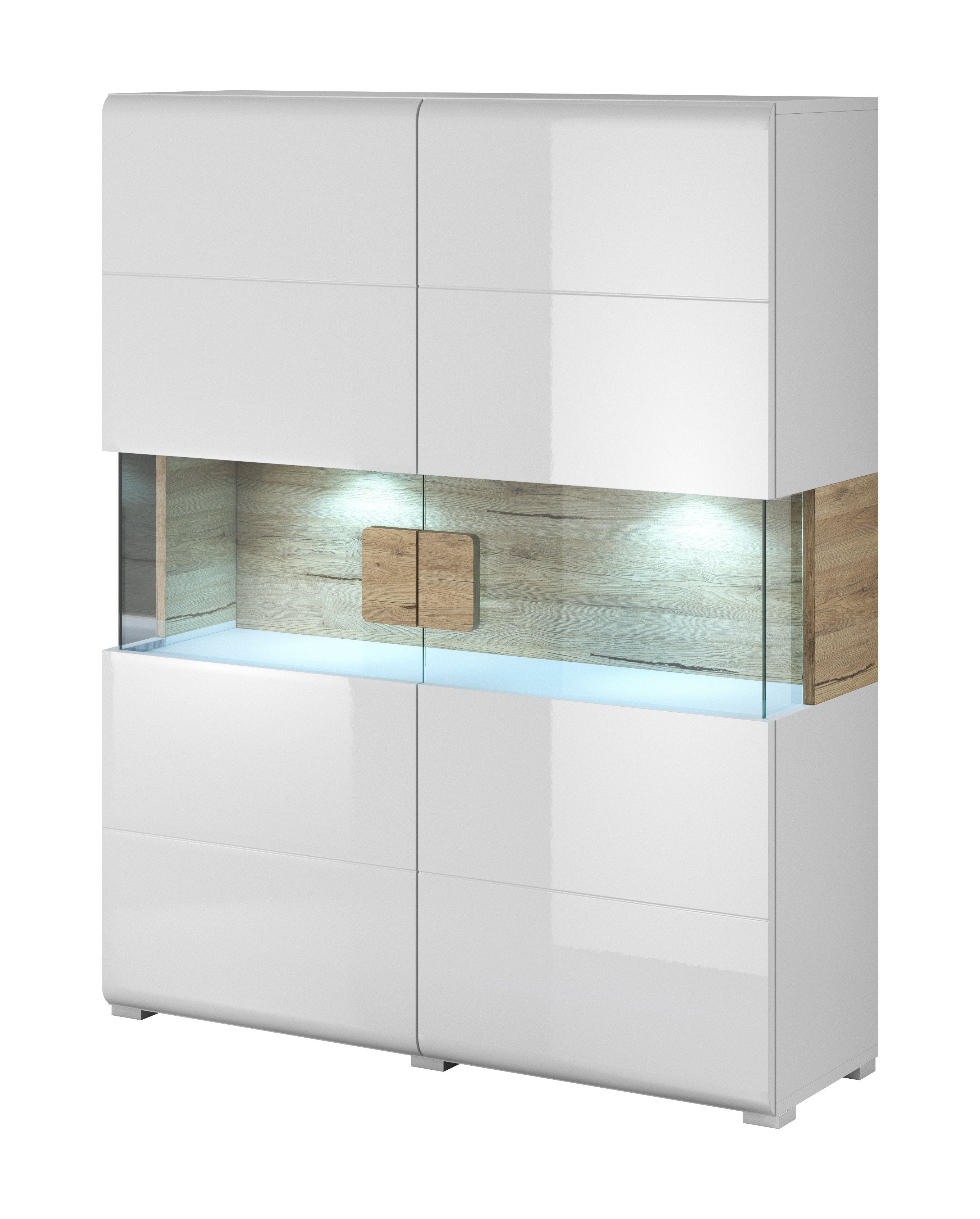 Genial Toledo 42 Sideboard Display Cabinet