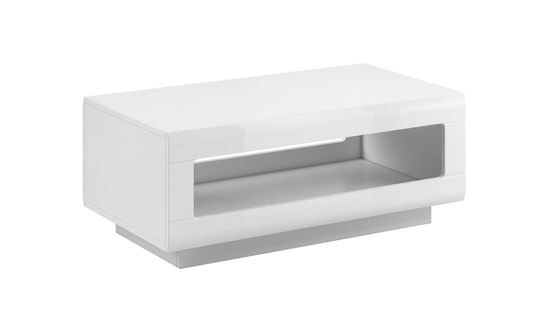 Tulsa 99 Coffee Table in White Gloss