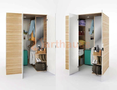 Replay RP-00 Walk-in Wardrobe - Left