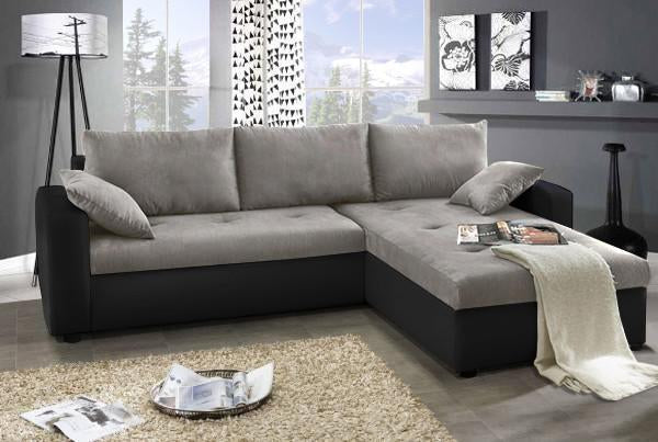 Focus Corner Sofa Bed