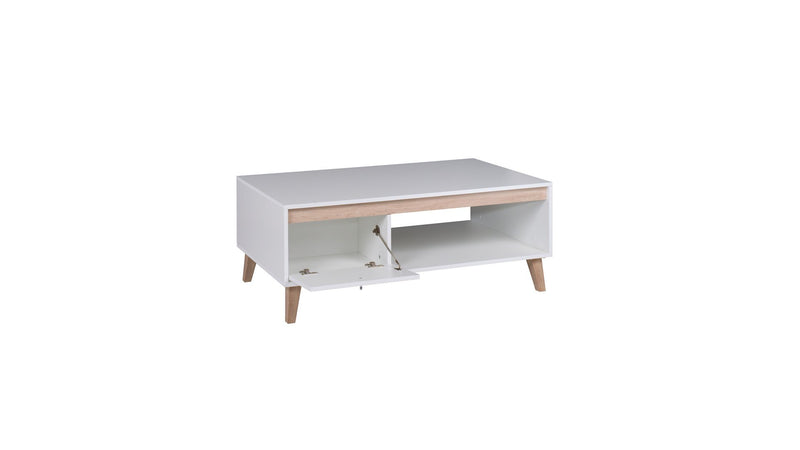 Oviedo Coffee Table White
