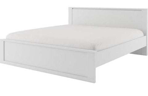Idea ID-08 Bed White 160 cm FD
