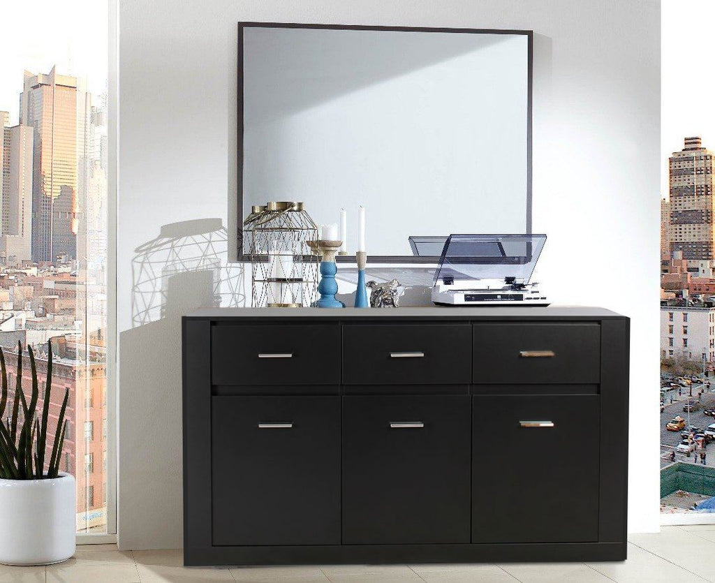 Idea ID-09 Sideboard Cabinet in Black
