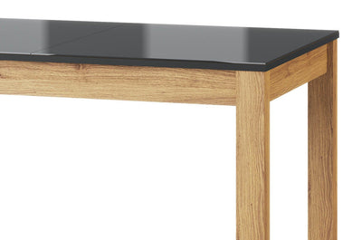 Kama 40 Extending Dining Table in Camargue Oak