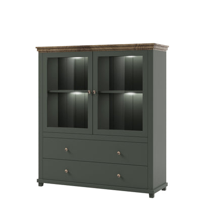 Evora 46 Display Cabinet