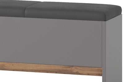 Livorno 65 Upholstered Bench With Storage