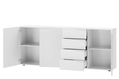 Lucca 03 Sideboard Cabinet with Drawers 200cm