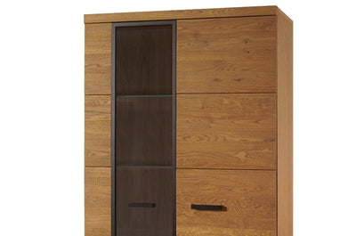 Pratto 12 - 2 Door Tall Display Cabinet