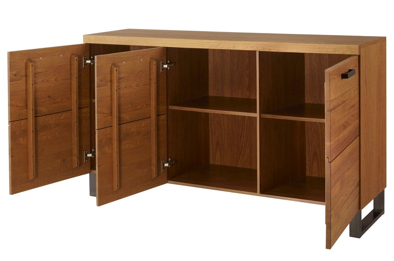 Pratto 45 Sideboard Cabinet in Rustic Oak