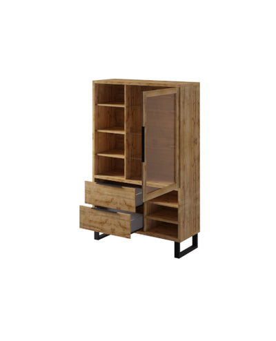 Halle 13 Tall Display Cabinet