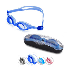 First-Start Kids Anti-Fog Swim Goggles (Blue)