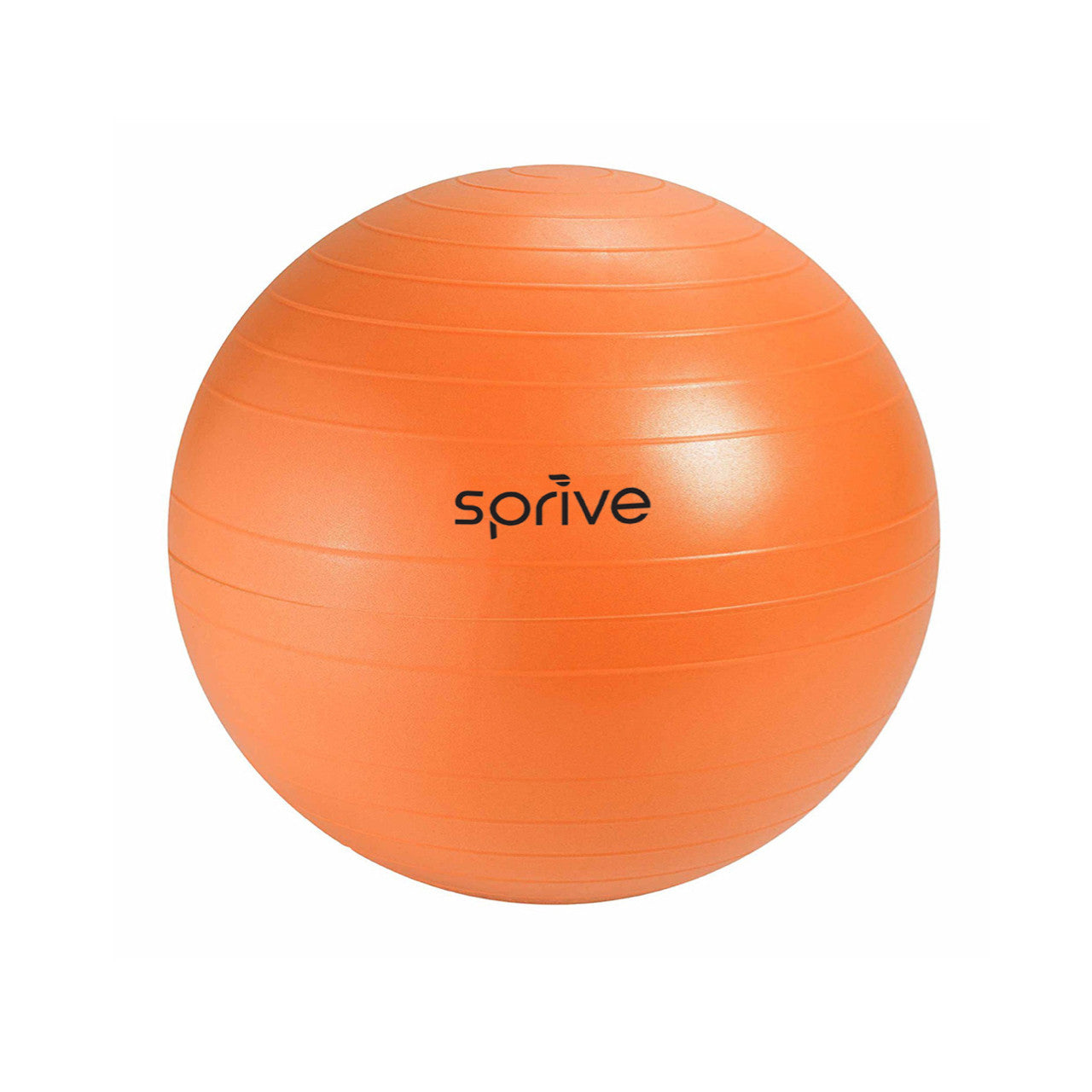 Globe Anti-Burst Fitness Ball (75 cm, Sunset Orange)