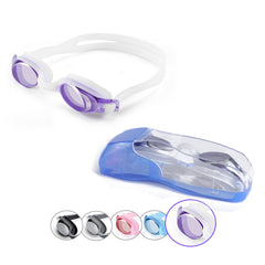 Freestyle Junior Swim Goggles (Purple)