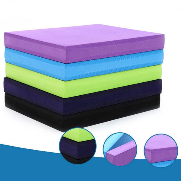 TPE Balance Pad for Yoga & Core Strength Training