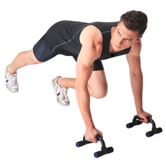 1 Pair of I-Type Push-Up Bars