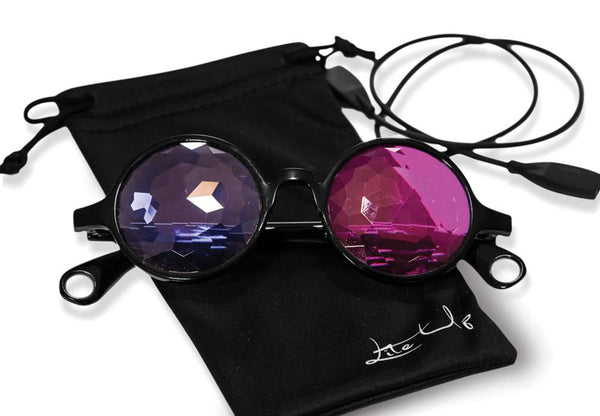 The Cosmopolitan Kaleidoscope Glasses