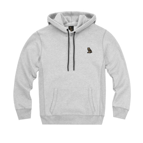 PATCH HOODIE - GREY