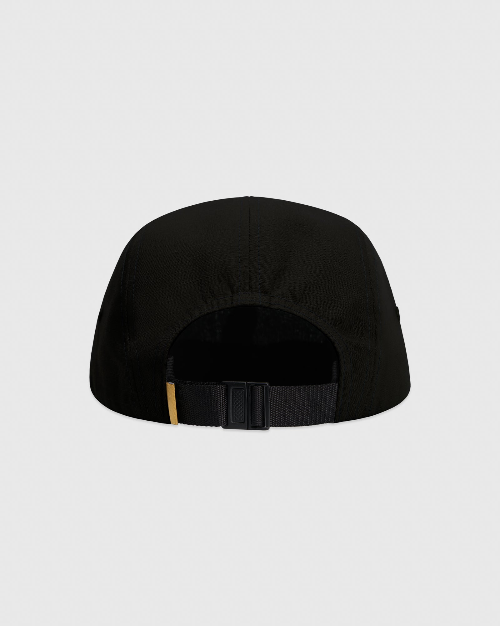 OVO RIPSTOP 5-PANEL CAP - BLACK IMAGE #4