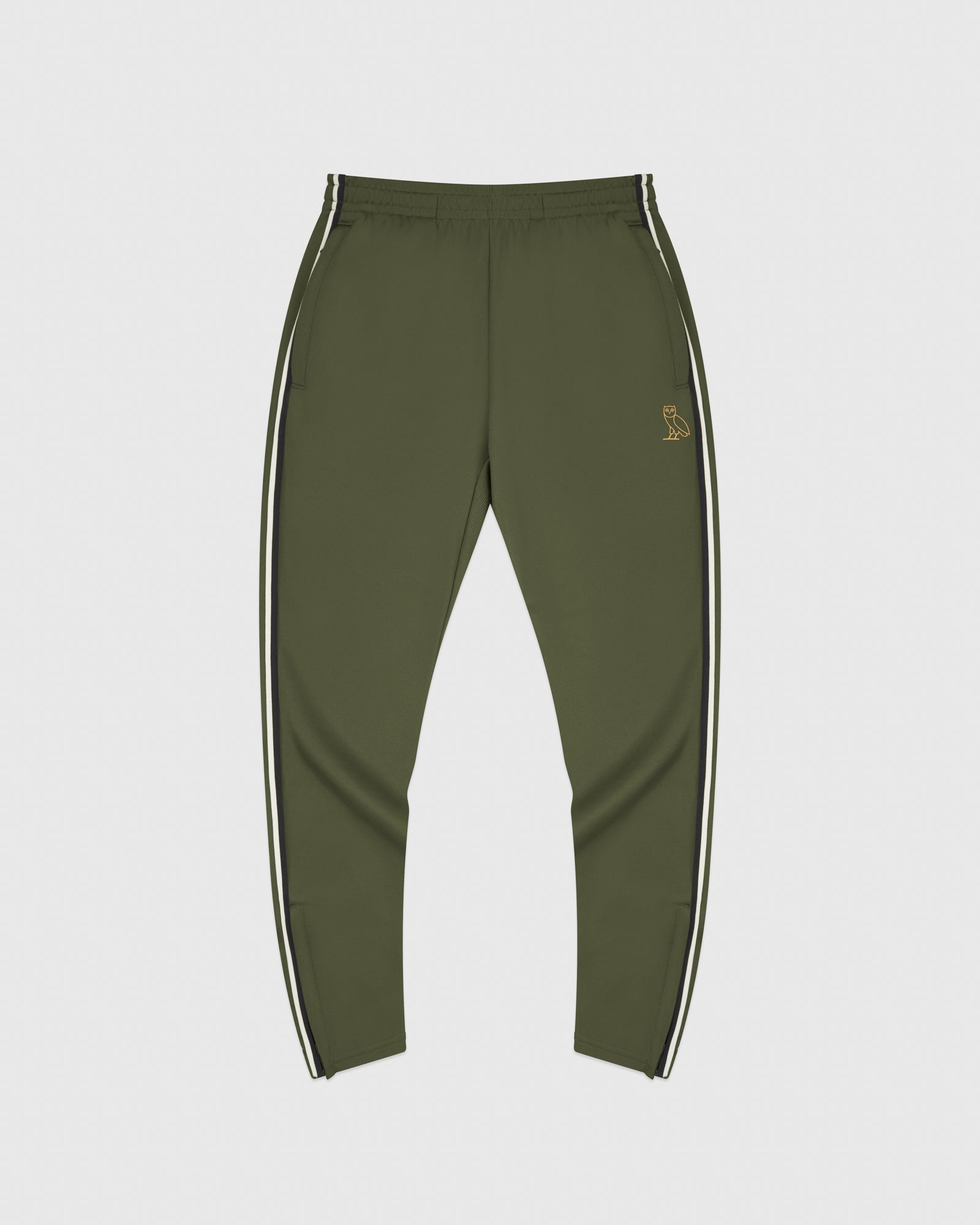 OVO PIQUE PANT - MILITARY GREEN