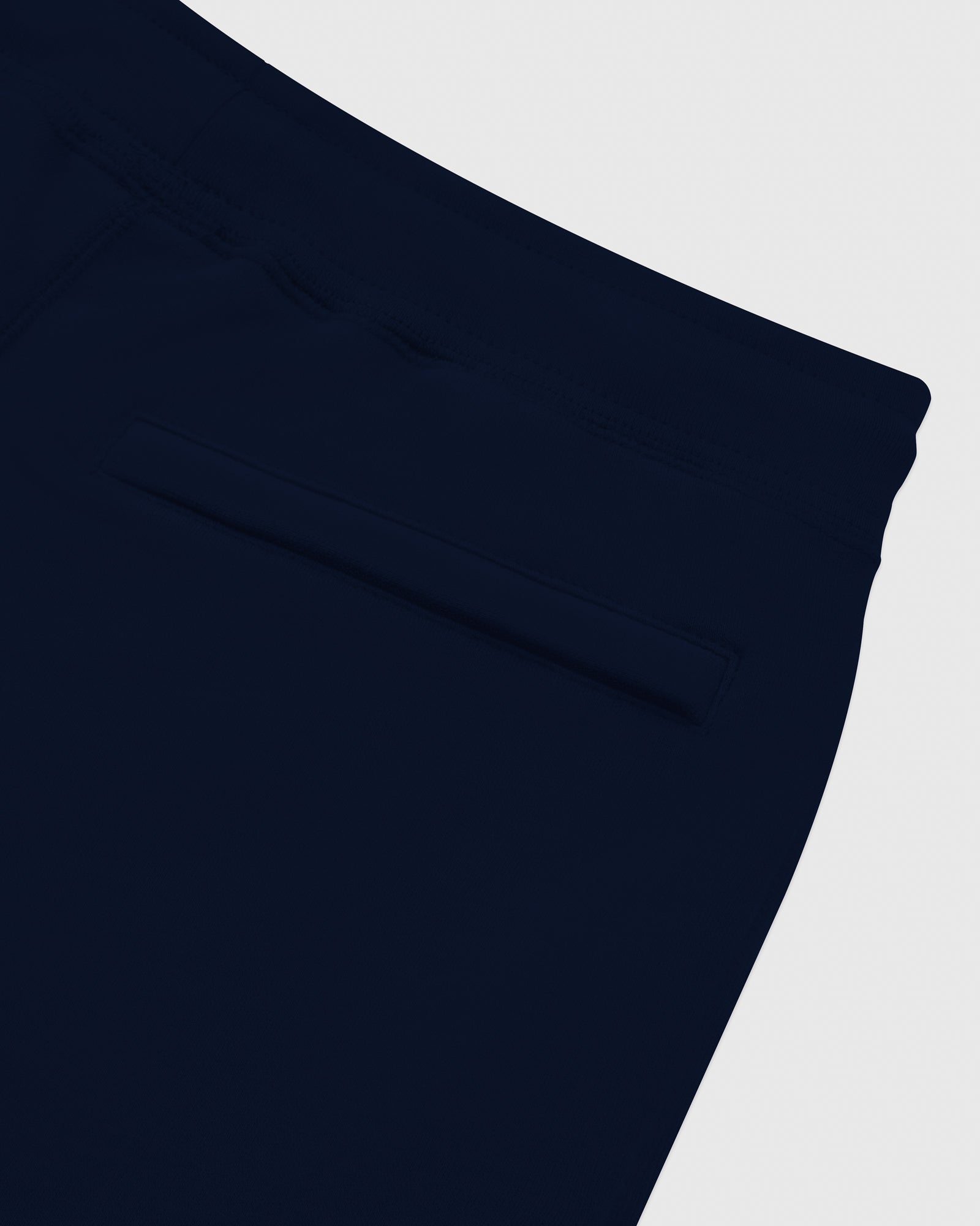 MID-WEIGHT FRENCH TERRY SWEATPANT - NAVY IMAGE #6