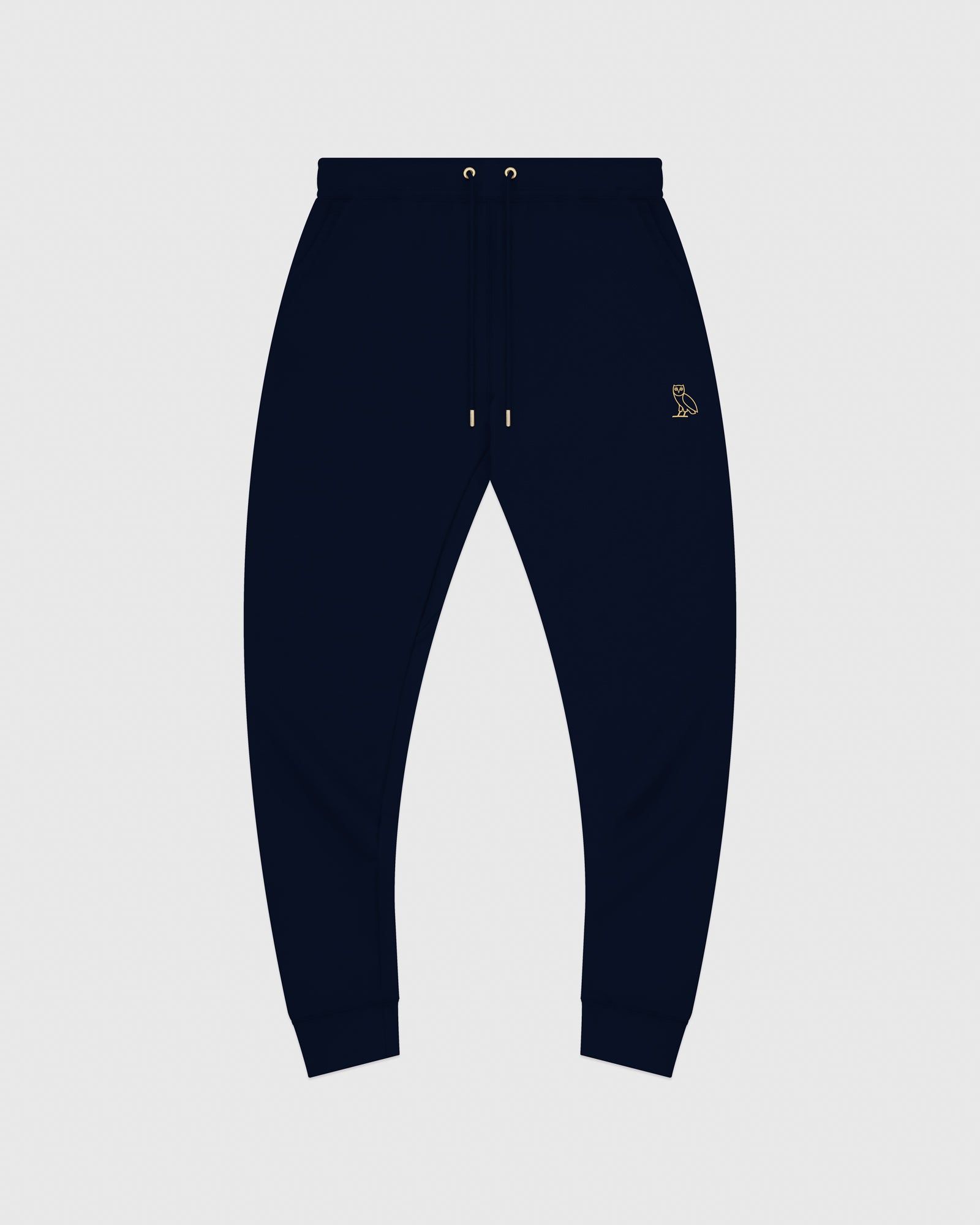 MID-WEIGHT FRENCH TERRY SWEATPANT - NAVY IMAGE #1