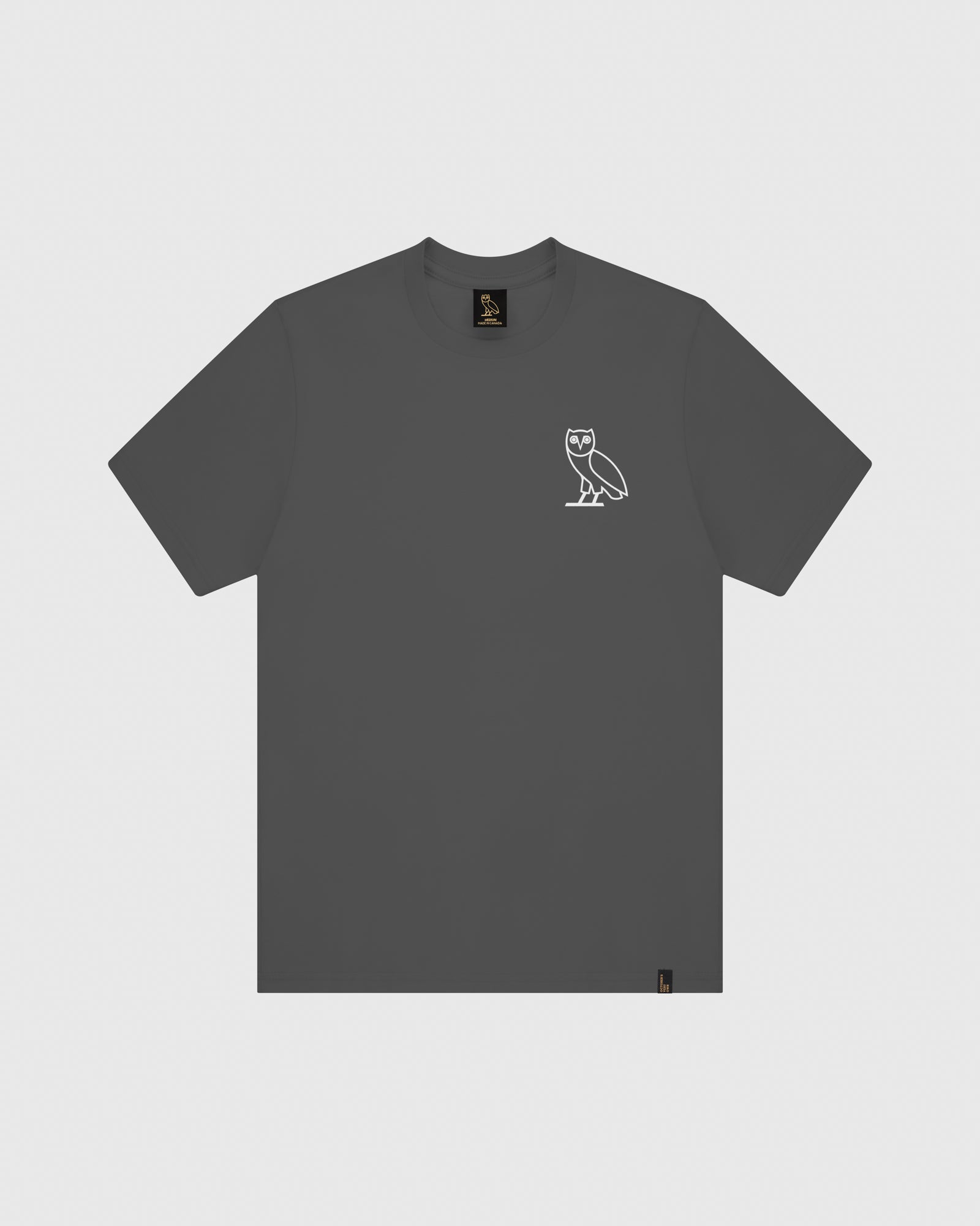 OVO SOME DAY T-SHIRT - GREY IMAGE #1