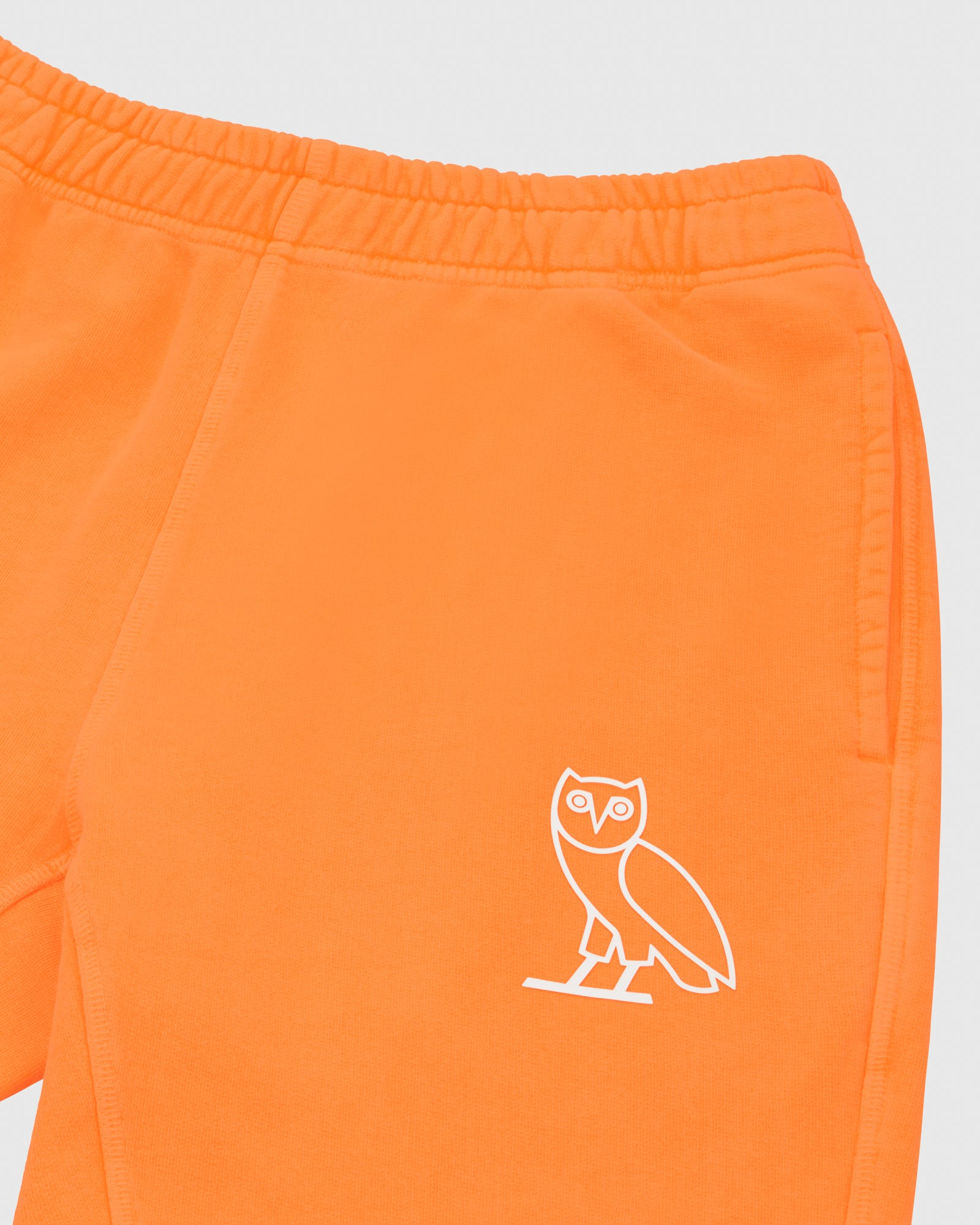 OVO NEON DYE SHORT - NEON ORANGE IMAGE #3