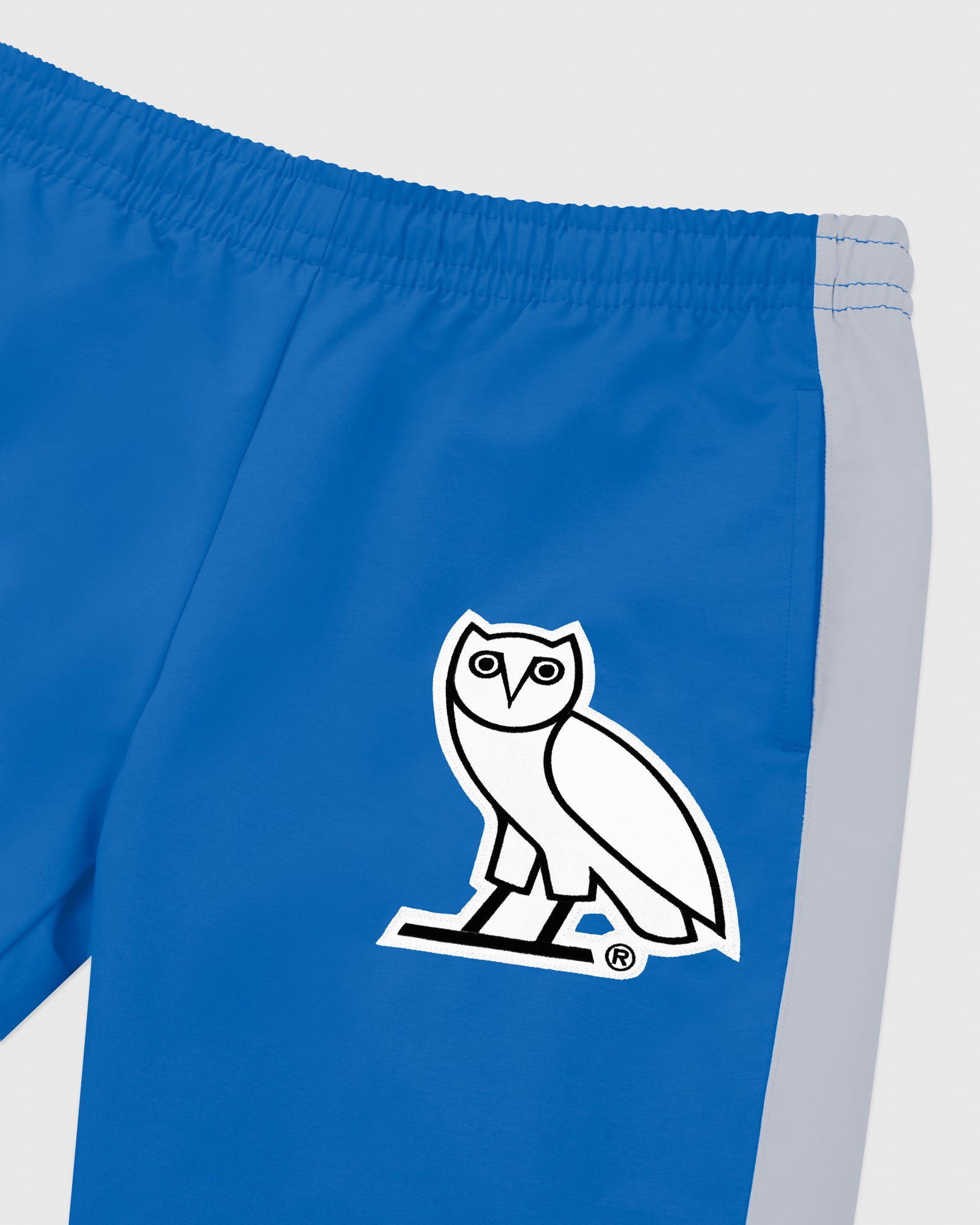 OVO LIGHTWEIGHT SHELL PANT - ROYAL BLUE IMAGE #3