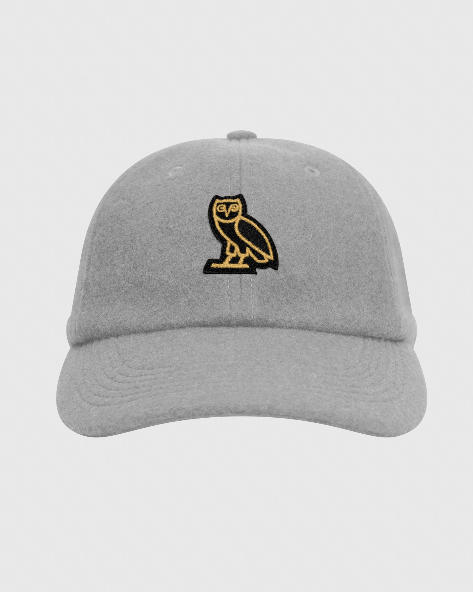 MELTON OWL SPORTCAP - HEATHER GREY