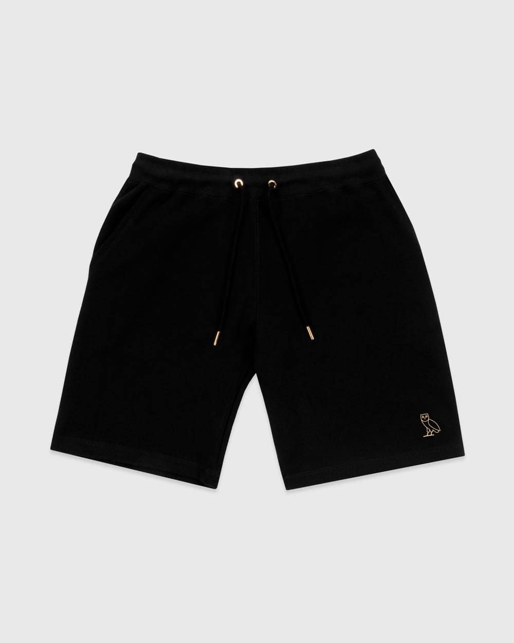 OVO ESSENTIALS SHORT - BLACK IMAGE #1