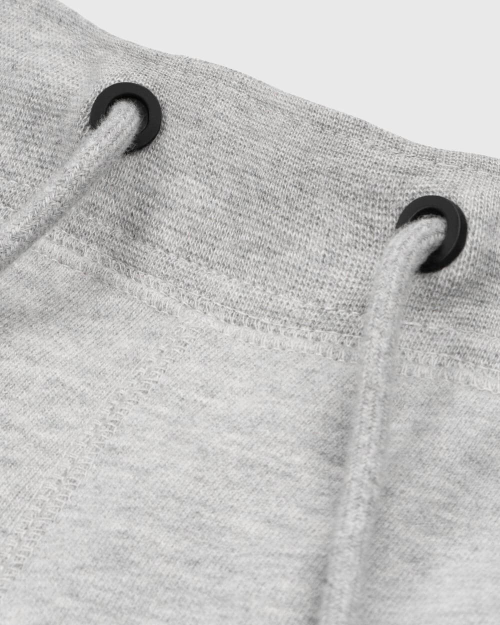 OVO ESSENTIALS SHORT - HEATHER GREY IMAGE #4