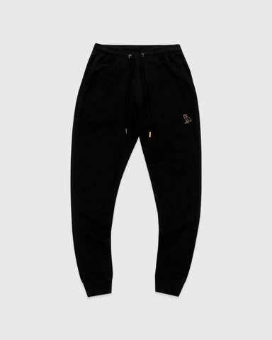 OVO ESSENTIALS SWEATPANT - BLACK