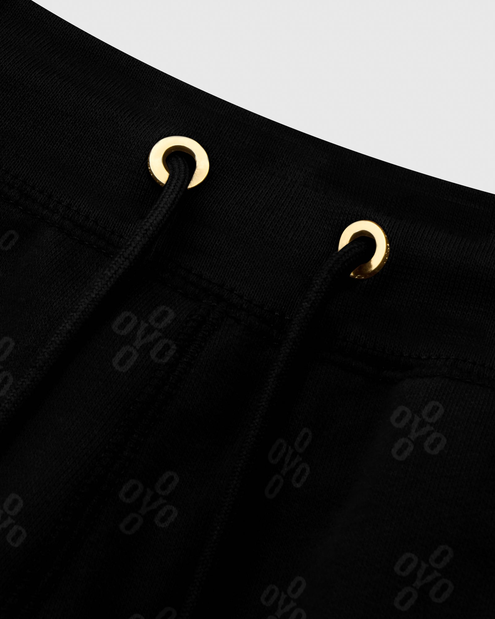 OVO MONOGRAM SWEATPANT - BLACK IMAGE #4