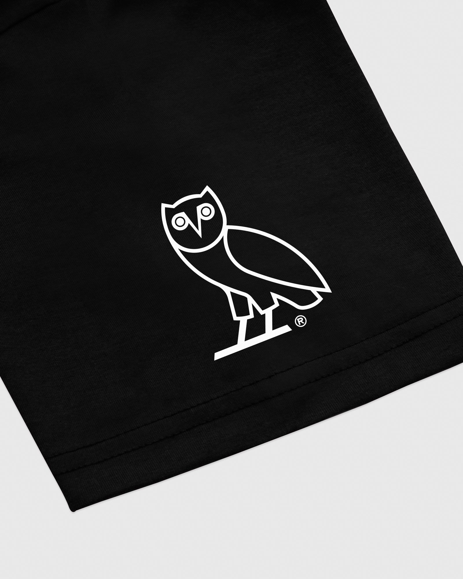 OVO NORTH NORTH T-SHIRT - BLACK IMAGE #3
