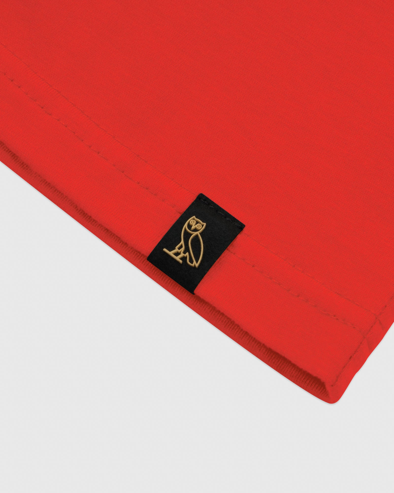 OVO NORTH NORTH T-SHIRT - RED IMAGE #5
